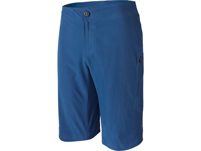 Patagonia Dirt Roamer Pantaloncini Da Ciclismo Uomo, superior blue